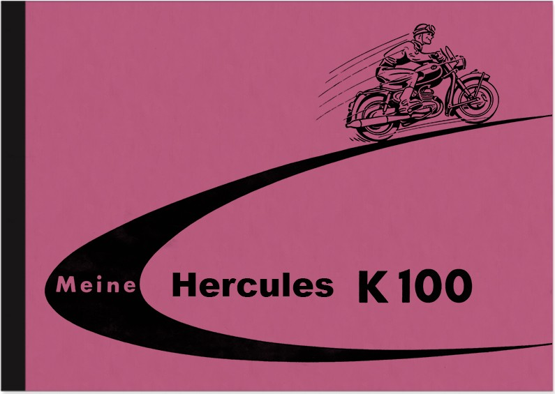 Hercules K 100 Operating Manual Operating Manual K100