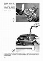 DKW RT 125 RT125 Motor Gearbox Repair Manual Workshop Manual Assembly Manual
