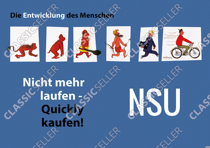 "NSU Quickly ""The Development"" Poster Picture"
