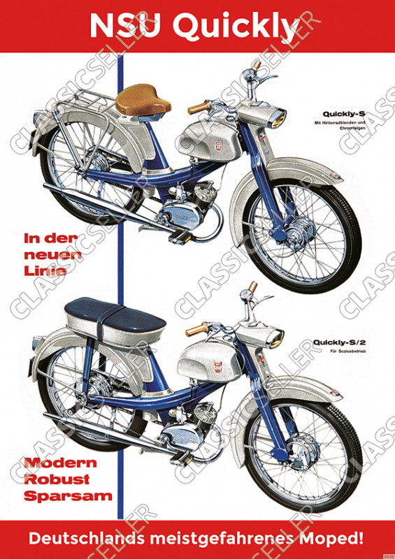 NSU Quickly S Quickly-S/2 Poster Image